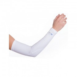 iQ UV 300 Arm Sleeve White