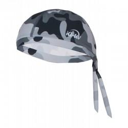 iQ UV 300 Bandana Camouflage Grey