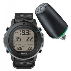 Suunto D6i Novo Black Zulu + Transmitter + USB Interface + Divemanager SDM5