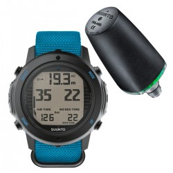 Suunto D6i Novo Blue Zulu (Instructors only) + Transmitter + USB Interface + Divemanager SDM5