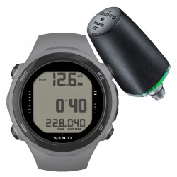 Suunto D4i Novo Grey + Transmitter + USB Interface + Divemanager SDM5 + Verlengband