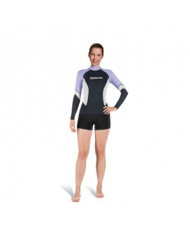 Mares Rash Guard LS UPF Block 80+ She Dives