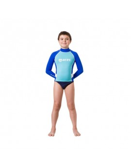 Mares Rash Guard Lange Mouw Junior Boy