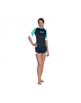 Mares Rash Guard Loose Fit S/S She Dives