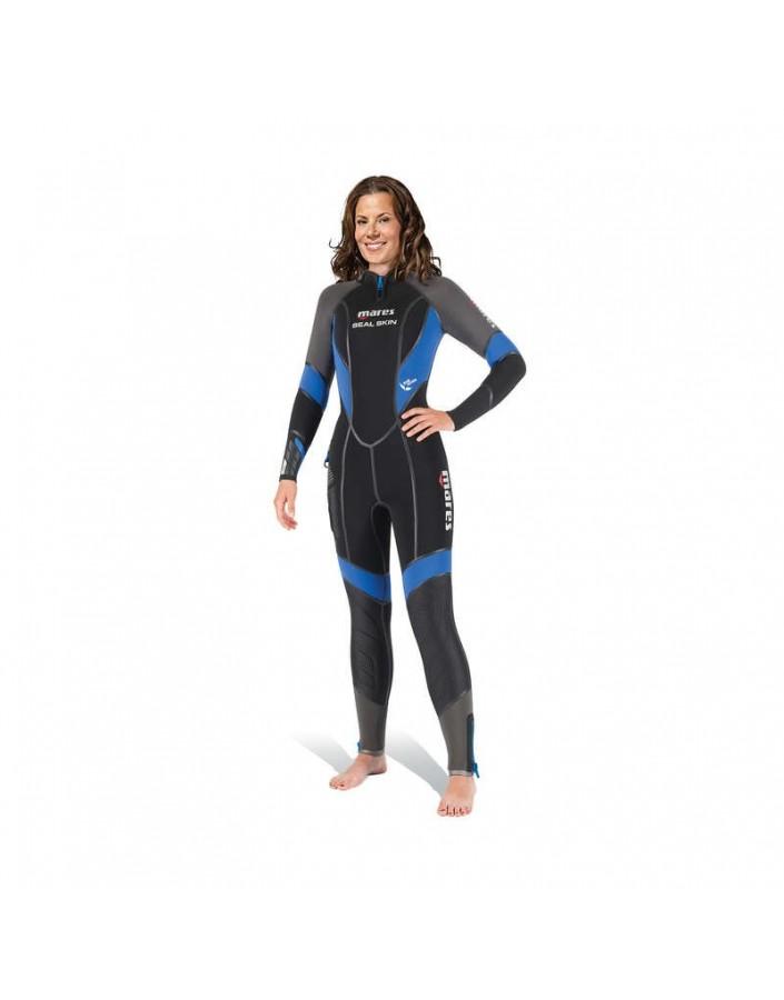 Mares Duikpak Seal Skin She Dives