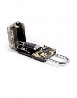 Surf Logic Key Security Lock Camouflage Standaard