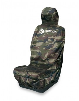 SurfLogic Waterproof Car Seat Cover Camouflage