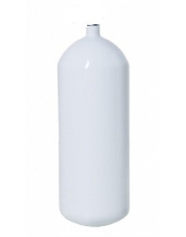 Eurocilinder Staal 12 liter Kort 232 Bar