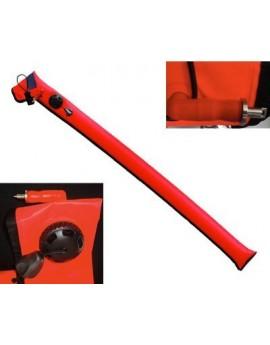 Signal Tube DIRZONE Orange with Ventiel