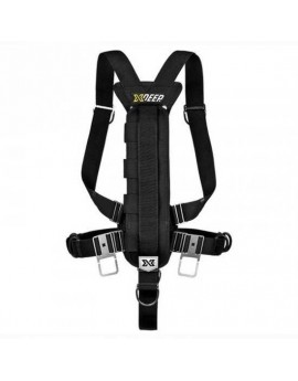 XDEEP Stealth 2.0 Harness With No Wing