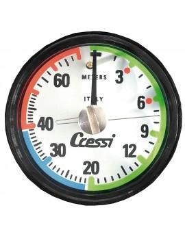 Cressi Dieptemeter Capsule