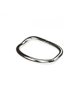 XDEEP Bent D-ring 6 mm thick