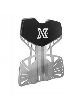 XDEEP NX Backplate Stainless Steel