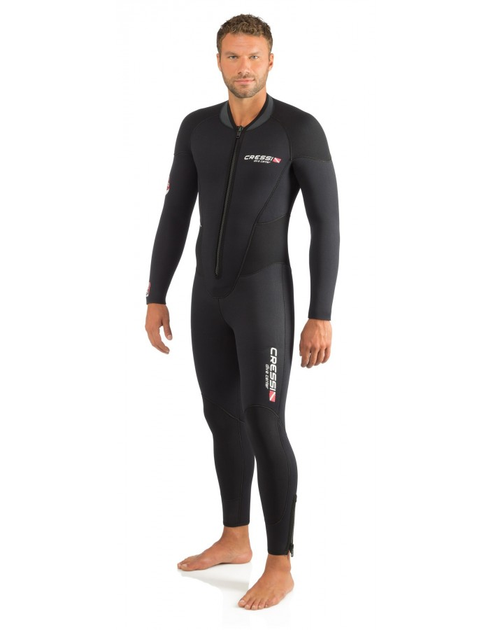 41ca3e1373 Cressi Endurace Lady All in One 5mm Wetsuit
