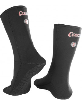 Cressi Metallite Neoprene Socks 2.5mm