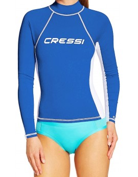 Cressi Rash Guard Long Lady