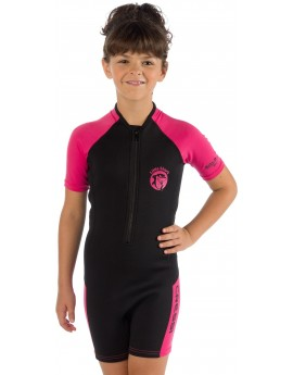 Cressi Little Shark Shorty Pink 2mm