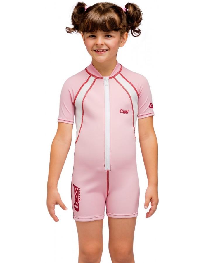 Cressi Kid Shorty Pink 1.5mm