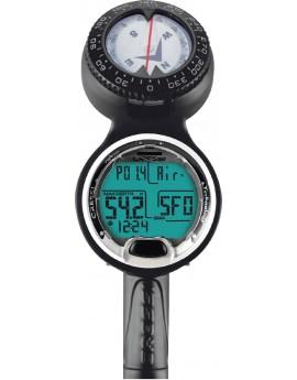 Cressi Leonardo Console 3 Kompas + Manometer