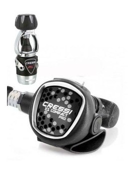 Cressi MC9 SC Compact Pro Regulator