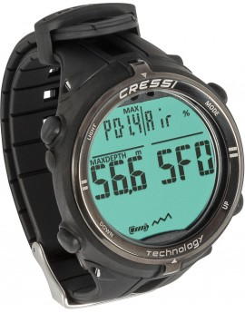 Cressi Newton Titanium Watch Computer