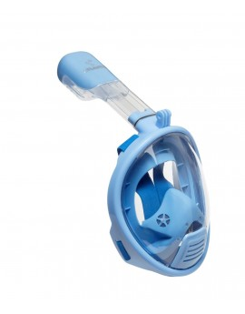 Atlantis 2.0 Kid's Full Face Snorkel Mask Blue