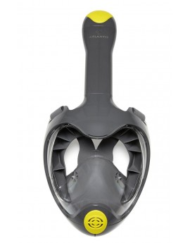 Atlantis TriTon Full Face Snorkel Mask Grey/Lime