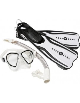 Aqua Lung Amika Travel Snorkel Set