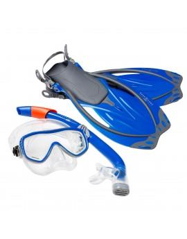 Aqua Lung Yucatan Pro Snorkelset