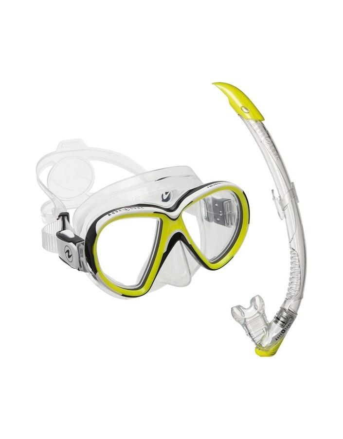 eadd715ef50177 Aqua Lung Reveal X2 + Zephyr SnorkelSet