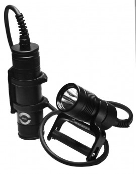 Oceama Set Cable Light + Accutank Solea