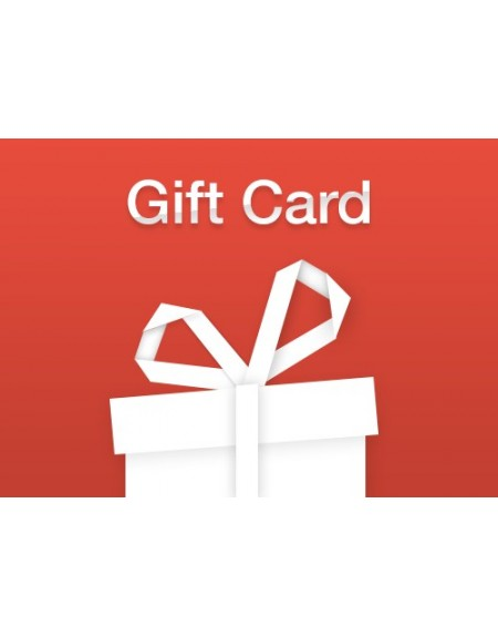 Diving Shop Gift Card