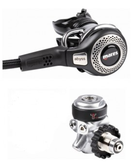 Mares Regulator Abyss 22