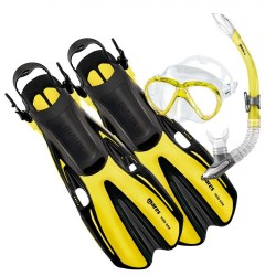 Mares Adult Snorkelset Volo One Marea