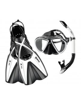 Mares Snorkelset X-One Marea