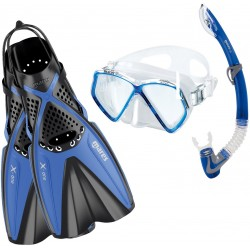 Mares Junior Snorkelset X-One Pirate