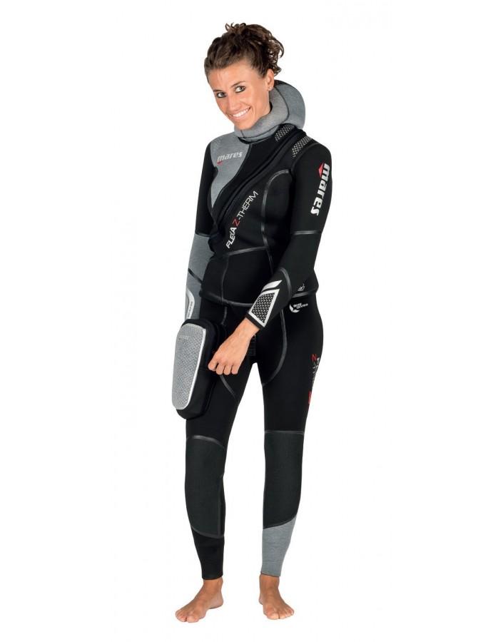 Mares Duikpak Flexa Z-Therm She Dives