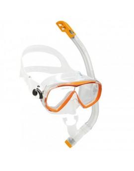 Cressi Estrella VIP Junior Snorkeling Combo
