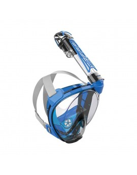 Cressi Duke Dry Full Face Snorkel Mask