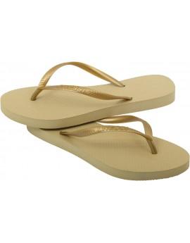 Cressi Lady Flip Flops Marbella Gold