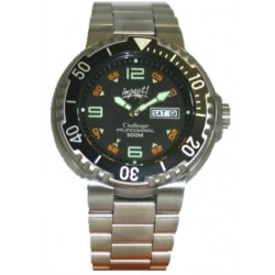 Impact Challenger Dive Watch 500m