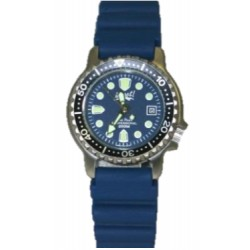 Impact Blue Pearl Lady Dive Watch