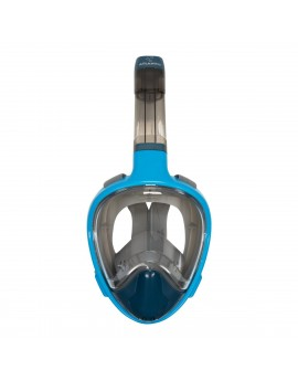 Atlantis 3.0 Full Face Snorkel Masker Blue