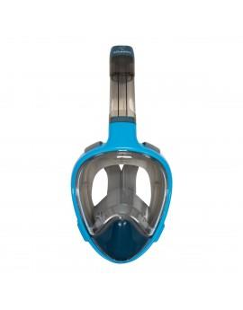 Atlantis 3.0 Volgelaat Snorkelmasker Blauw