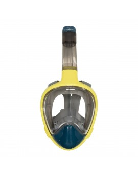 Atlantis 3.0 Volgelaat Snorkelmasker Geel