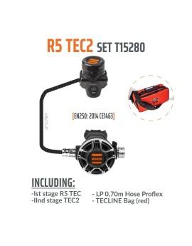 TecLine R5 TEC2 Regulator