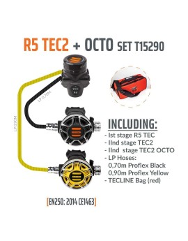 TecLine R5 TEC2 + Octopus