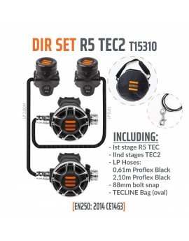 TecLine R5 TEC2 DIR Set