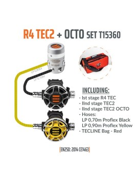 TecLine R4 TEC2 + Octopus