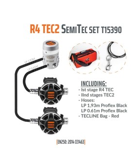 TecLine R4 TEC2 SemiTec Set
